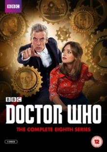 Doctor Who - The New Series: Series 8, DVD  DVD