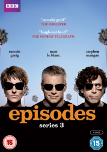 Episodes: Series 3, DVD  DVD