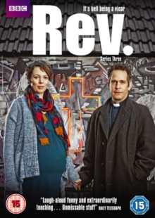 Rev.: Series 3, DVD  DVD