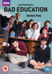 Bad Education: Series 2, DVD  DVD