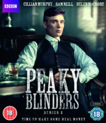 Peaky Blinders: Series 2, DVD  DVD