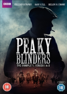 Peaky Blinders: The Complete Series 1 and 2, DVD DVD