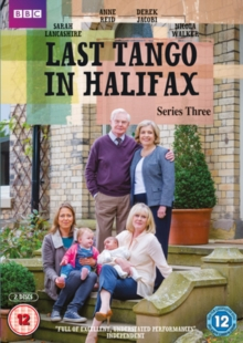 Last Tango in Halifax: Series 3, DVD  DVD