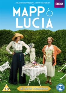 Mapp and Lucia, DVD  DVD