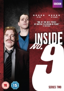 Inside No. 9: Series Two, DVD  DVD