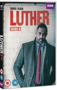 Luther: Series 4, DVD  DVD