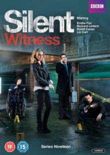 Silent Witness: Series 19, DVD DVD