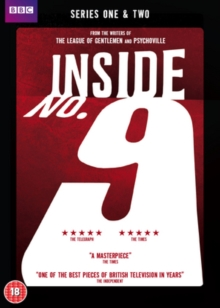 Inside No. 9: Series 1 and 2, DVD  DVD