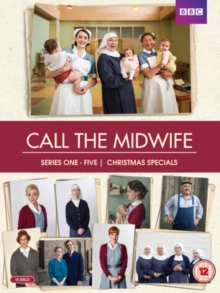 Call the Midwife: Series 1-5, DVD DVD