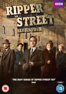 Ripper Street: Series 4, DVD DVD