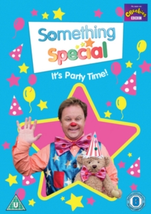 Something Special: It's Party Time, DVD DVD