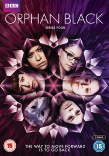 Orphan Black: Series 4, DVD DVD