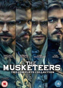 The Musketeers: The Complete Collection, DVD DVD