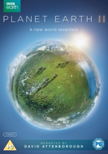 Planet Earth II, DVD DVD