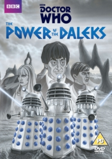 Doctor Who: The Power of the Daleks, DVD DVD