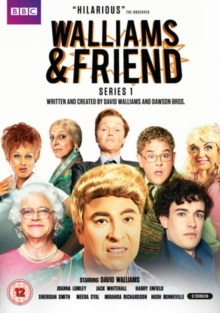 Walliams & Friend: Series 1, DVD DVD