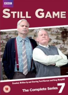 Still Game: Series 7, DVD DVD