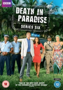Death in Paradise: Series 6, DVD DVD