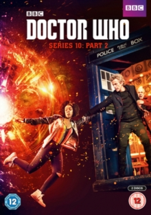 Doctor Who: Series 10 - Part 2, DVD DVD