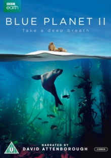 Blue Planet II, DVD DVD