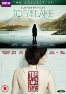 Top of the Lake: The Collection, DVD DVD