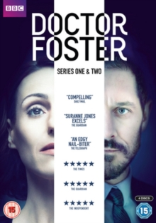 Doctor Foster: Series One & Two, DVD DVD