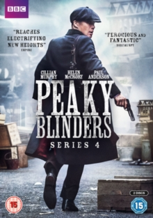 Peaky Blinders: Series 4, DVD DVD