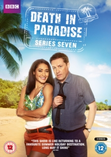 Death in Paradise: Series Seven, DVD DVD