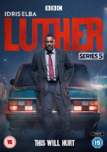 Luther: Series 5, DVD DVD