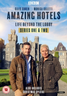 Amazing Hotels - Life Beyond the Lobby: Series One & Two, DVD DVD