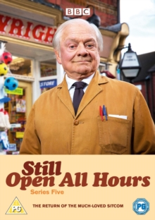 Still Open All Hours: Series Five, DVD DVD