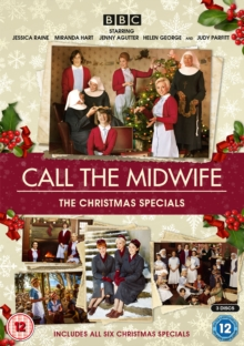 Call the Midwife: The Christmas Specials, DVD DVD