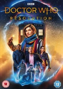 Doctor Who: Resolution, DVD DVD