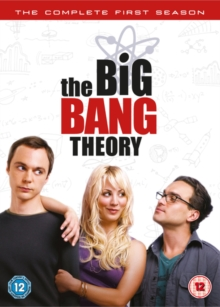 The Big Bang Theory: The Complete First Season, DVD DVD