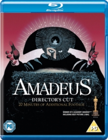 Amadeus: Director's Cut, Blu-ray BluRay
