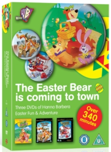 The Easter Bear Is Coming to Town, DVD DVD