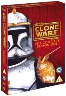 Star Wars - The Clone Wars: The Complete Season One, DVD DVD