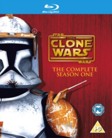 Star Wars - The Clone Wars: The Complete Season One, Blu-ray BluRay