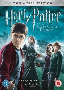 Harry Potter and the Half-blood Prince, DVD  DVD