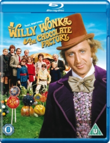Willy Wonka and the Chocolate Factory, Blu-ray  BluRay