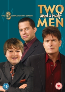 Two and a Half Men: The Complete Sixth Season, DVD DVD