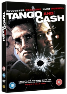 Tango and Cash, DVD  DVD