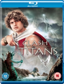 Clash of the Titans, Blu-ray  BluRay