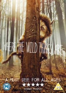 Where the Wild Things Are, DVD  DVD