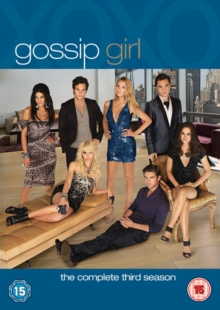 Gossip Girl: The Complete Third Season, DVD DVD