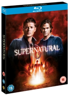 Supernatural: The Complete Fifth Season, Blu-ray  BluRay