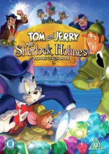 Tom and Jerry Meet Sherlock Holmes, DVD  DVD