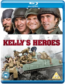 Kelly's Heroes, Blu-ray  BluRay