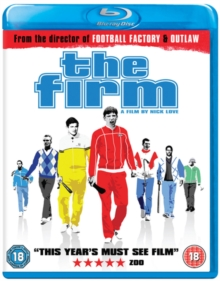 The Firm, Blu-ray BluRay