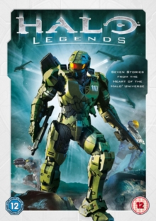 Halo Legends, DVD  DVD